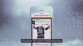 NBCsports.com TV Spot, 'NHL All Access' - Thumbnail 5