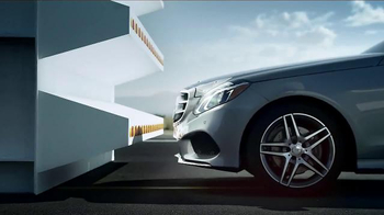 2015 Mercedes-Benz E350 Sport Sedan TV Spot, 'Crash Test' - 2182 commercial airings
