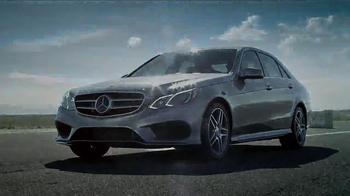 2015 Mercedes-Benz E350 Sport Sedan TV Spot, 'Crash Test' - Thumbnail 9