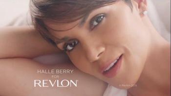 Revlon PhotoReady Airbrush Effect Makeup TV Spot, 'Close' Feat. Halle Berry - Thumbnail 1