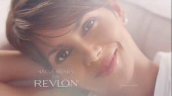 Revlon PhotoReady Airbrush Effect Makeup TV Spot, 'Close' Feat. Halle Berry - Thumbnail 2