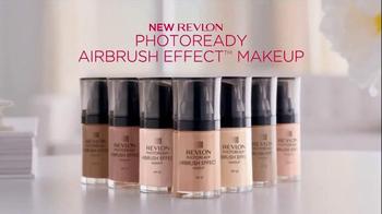 Revlon PhotoReady Airbrush Effect Makeup TV Spot, 'Close' Feat. Halle Berry - Thumbnail 3