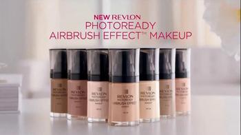 Revlon PhotoReady Airbrush Effect Makeup TV Spot, 'Close' Feat. Halle Berry - Thumbnail 7
