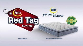 Serta Red Tag Savings TV Spot, 'Cross the Line' - Thumbnail 8