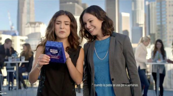 Crest 3D White Whitestrips TV Spot, 'Amigas' [Spanish]
