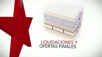 Macy's La Venta del Día de los Presidentes TV Spot, 'Colchones' [Spanish] - Thumbnail 2