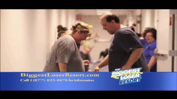 The Biggest Loser Resort Chicago TV Spot - Thumbnail 7