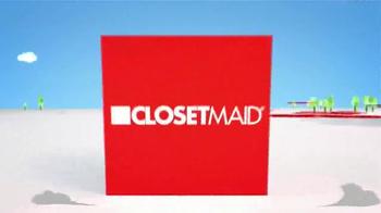 ClosetMaid TV Spot, 'State of Organization' - Thumbnail 4