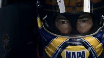 NAPA Auto Parts TV Spot, 'Conquering the Job: Racing'