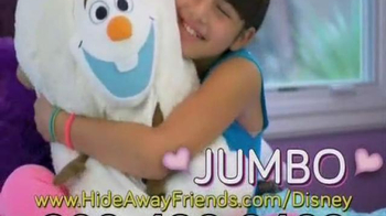 Hideaway Friends TV Spot, 'Favorite Characters'