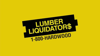 Lumber Liquidators TV Spot, 'Spring Flooring Season' - Thumbnail 1