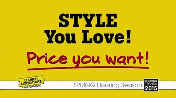Lumber Liquidators TV Spot, 'Spring Flooring Season' - Thumbnail 10