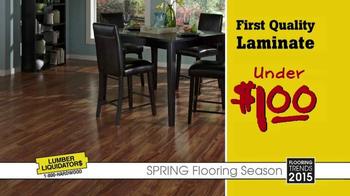 Lumber Liquidators TV Spot, 'Spring Flooring Season' - Thumbnail 2