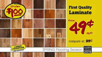 Lumber Liquidators TV Spot, 'Spring Flooring Season' - Thumbnail 3