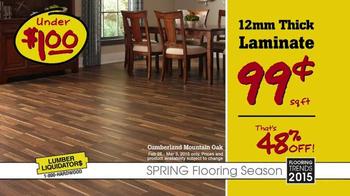 Lumber Liquidators TV Spot, 'Spring Flooring Season' - Thumbnail 4