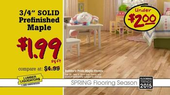 Lumber Liquidators TV Spot, 'Spring Flooring Season' - Thumbnail 5