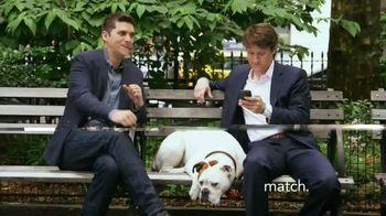 Match.com TV Spot, 'Dog Lover' - 168 commercial airings