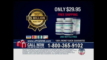 Lipozene TV Spot, 'Top Selling Diet Pill' - Thumbnail 8