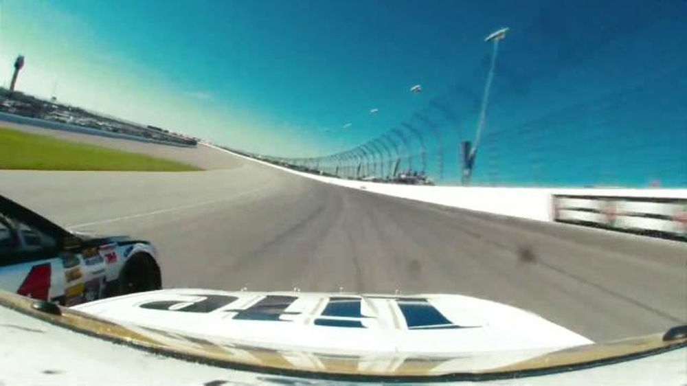 NASCAR Raceview Mobile App TV Commercial, 'Ride Along' - Video