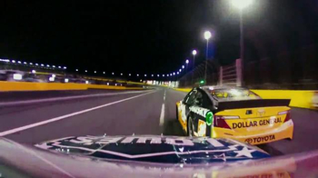 NASCAR Raceview Mobile App TV Spot, 'Ride Along' - Thumbnail 1