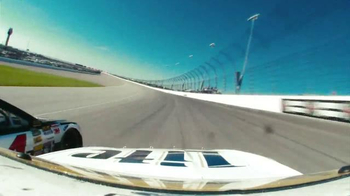 NASCAR Raceview Mobile App TV Spot, \'Ride Along\'