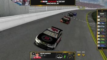NASCAR Raceview Mobile App TV Spot, 'Ride Along' - Thumbnail 5