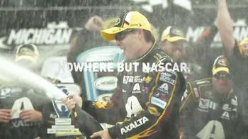 NASCAR Raceview Mobile App TV Spot, 'Ride Along' - Thumbnail 7
