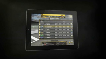 NASCAR Raceview Mobile App TV Spot, 'Ride Along' - Thumbnail 8
