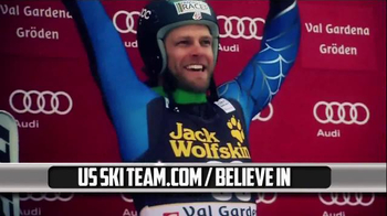 US Ski and Snowboard Association TV Spot, 'Believe in US' - Thumbnail 10