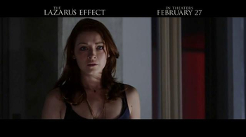The Lazarus Effect - Alternate Trailer 7