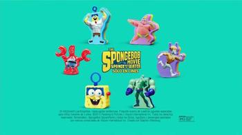McDonald's TV Spot, 'Bob Esponja: Un Héroe Fuera del Agua' [Spanish] - Thumbnail 10