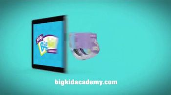 Huggies Pull-Ups TV Spot, 'Big Kid Academy Lessons: Made for Me' - Thumbnail 9
