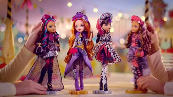 Ever After High Spring Unsprung TV Spot, 'Spring Fashion'
