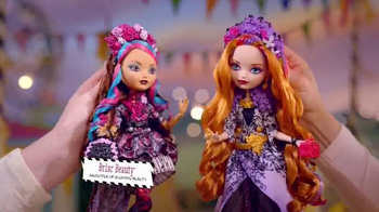 Ever After High Spring Unsprung TV Spot, 'Spring Fashion' - Thumbnail 3