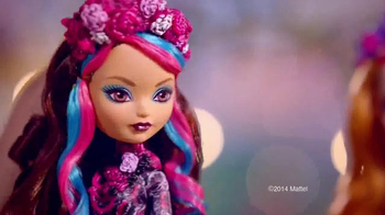 Ever After High Spring Unsprung TV Spot, 'Spring Fashion' - Thumbnail 4