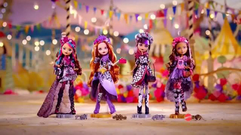 Ever After High Spring Unsprung TV Spot, 'Spring Fashion' - Thumbnail 8