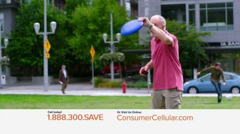 Consumer Cellular TV Spot, 'The Jack Plan' - Thumbnail 1