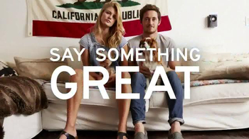 DSW TV Spot, 'Say Something Great' Song by The Who - Thumbnail 8