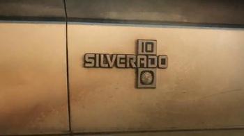 2015 Chevy Silverado TV Spot, 'Dale Earnhardt, Jr.: Adding to the Legacy' - Thumbnail 7