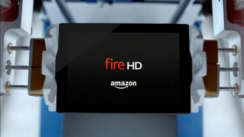 Amazon Fire HD Tablet TV Spot, 'Built for Durability' - Thumbnail 2