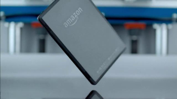 Amazon Fire HD Tablet TV Spot, 'Built for Durability' - Thumbnail 4