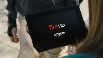 Amazon Fire HD Tablet TV Spot, 'Built for Durability' - Thumbnail 7