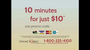 Psychic Source TV Spot, 'More to Life' - Thumbnail 10
