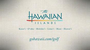 The Hawaiian Islands TV Spot, 'Golf and Ko' - Thumbnail 9