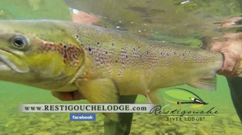 Restigouche River Lodge TV Spot, 'You Pick the Season' - Thumbnail 2