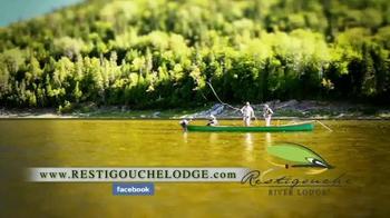 Restigouche River Lodge TV Spot, 'You Pick the Season' - Thumbnail 3