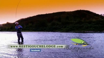 Restigouche River Lodge TV Spot, 'You Pick the Season'