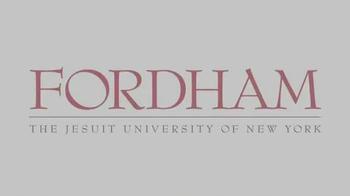 Fordham University TV Spot, 'Your Diploma' - Thumbnail 10