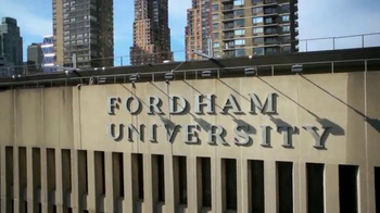 Fordham University TV Spot, 'Your Diploma' - Thumbnail 7