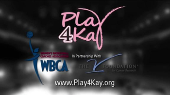 The V Foundation for Cancer Research TV Spot, 'Play 4 Kay' - Thumbnail 7